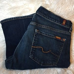 Seven for All Mankind Jeans Size 30 7FAM